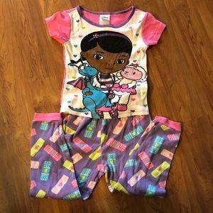 Girls Doc McStuffins Pajamas